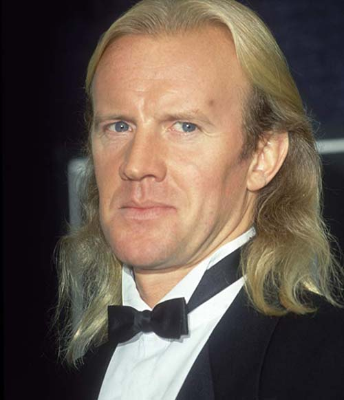 Alexander Godunov poses for a picture.