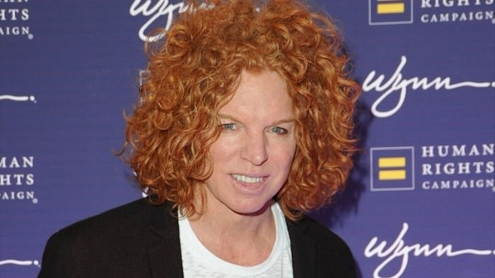 Looks Like Carrot Top's Plastic Surgery Is A Fail