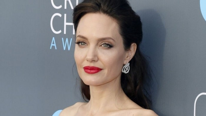 Angelina Jolie Hasn't Admitted Plastic Surgery Yet
