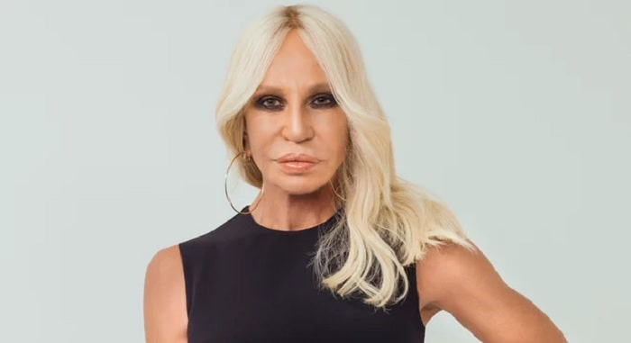 OMG! Donatella Versace's Plastic Surgery Fail Causing Disaster
