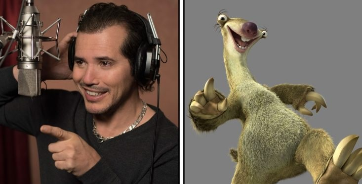 John voice acting as Sid