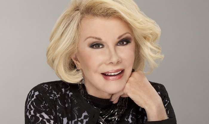 Joan Rivers Died Because of Over Plastic Surgery