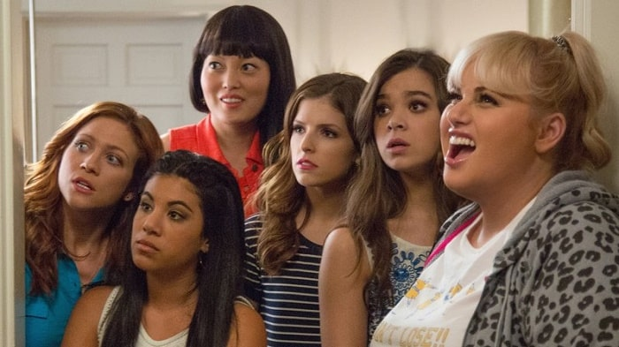 Hailee in Pitch Perfect 2
