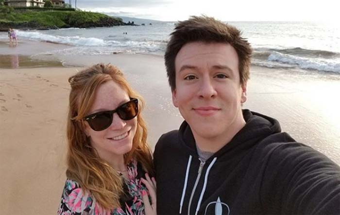 Facts About Lindsay Jordan Doty - Philip DeFranco's Wife and Mother of His Kids