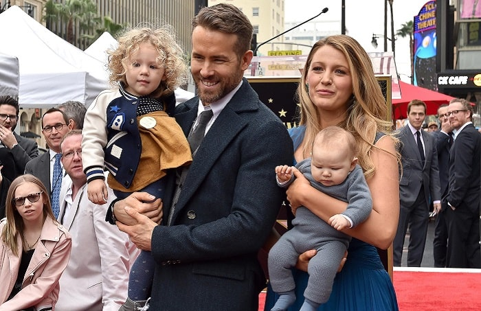 Inez Reynolds – Blake Lively's Daughter With Husband Ryan Reynolds