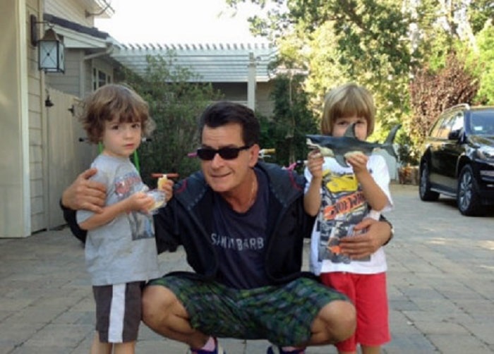 Meet Bob Sheen – Charlie Sheen's Son With Ex-Wife Brooke Mueller