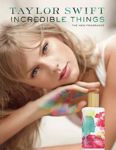 A picture of Incredible Things by Taylor Swift.