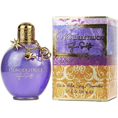 A picture of Wonderstruck Perfume by Taylor Swift.