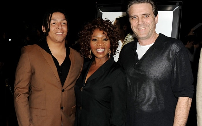 Alfre Woodard's Son Duncan Spencer With Husband Roderick Spencer