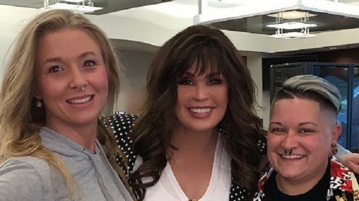 Marie Osmond's Daughter Jessica Marie Blosil With Ex-Husband Brian Blosil