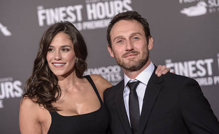 Facts About Josh Stewart - American Actor and Alexa Davalos's Husband