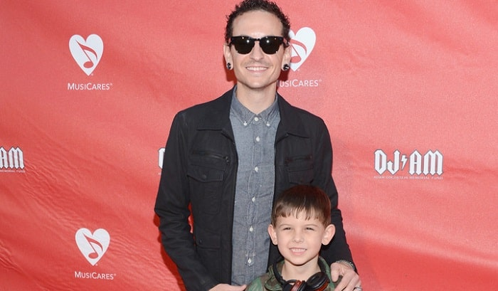 Late Chester Bennington's Son - Tyler Lee Bennington With Ex-Spouse Talinda Bennington