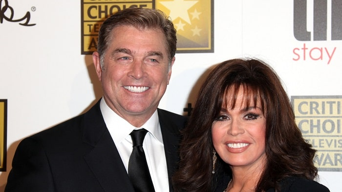 Marie Osmond's Husband Steve Craig Whom She Married Twice