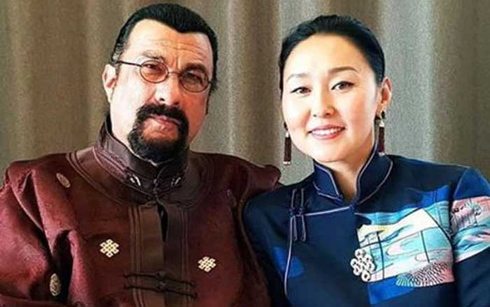 Facts About Erdenetuya Batsukh - Steven Seagal's Spouse and Mother of One