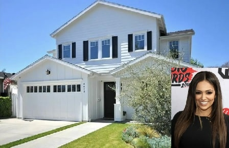 A picture of Bethany Mota's house worth $1.5 million.