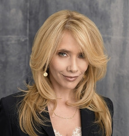 A picture of Rosanna Arquette.