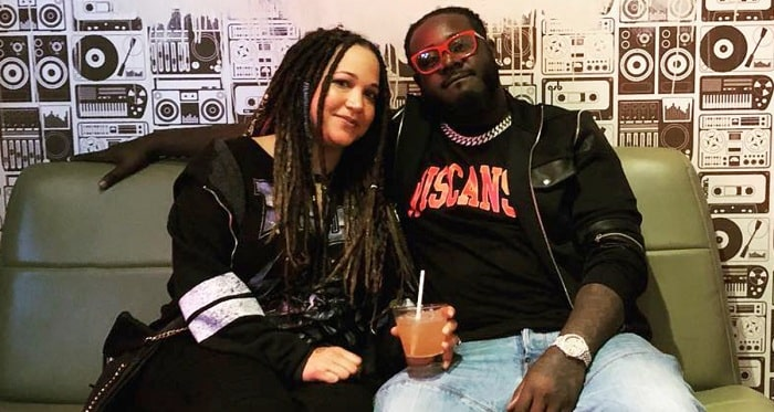 Get to Know Amber Najm - Rapper T-Pain's Spouse and Mother of Three Kids