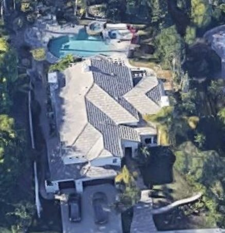 A picture of Sean Astin's house worth $1.9 million.