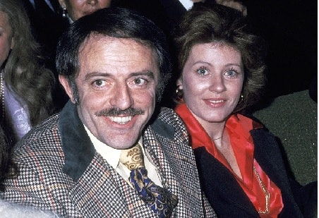 Sean Astin's parents John Astin and Patty Duke.