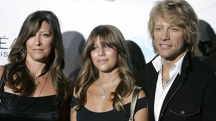 Get to Know Stephanie Rose Bongiovi - Jon Bon Jovi's Daughter With Dorothea Hurley