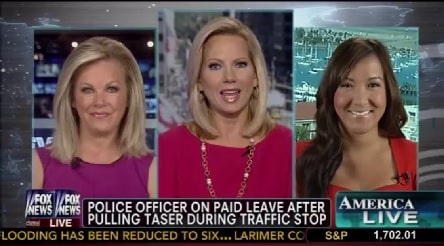 Lis Wiehl on Fox News Channel with Shannon Bream.