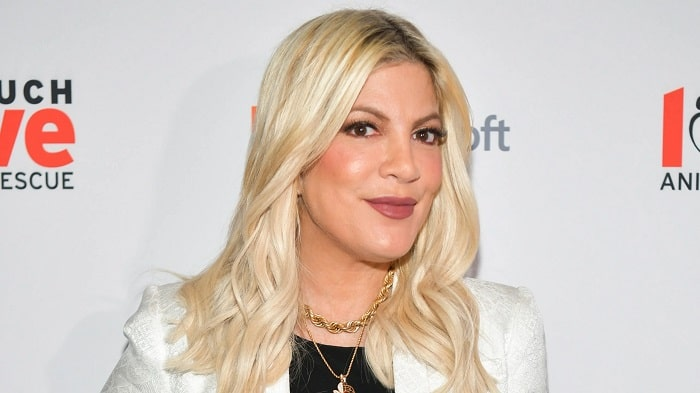 Tori Spelling's Many Plastic Surgeries and Tattoo That Matches With Her Husband