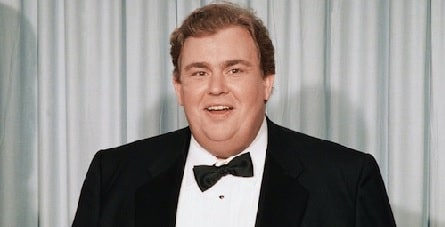 A picture of Rosemary Margaret Hobor husband John Candy.