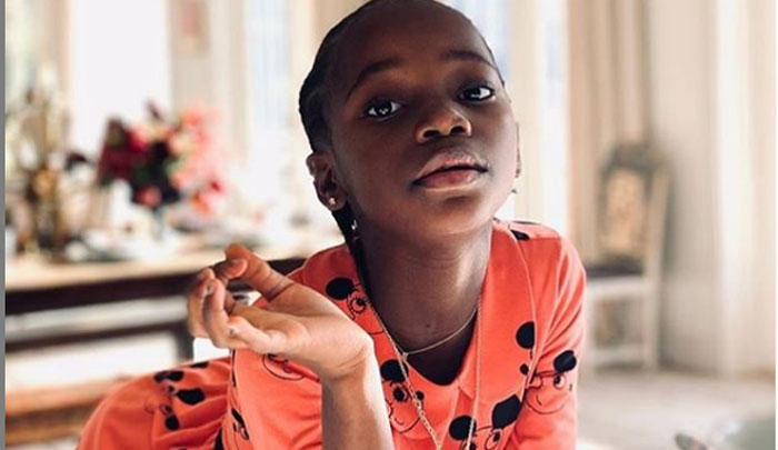 Get to Know Estere Ciccone – Madonna's Adopted Daughter From Malawi, East Africa