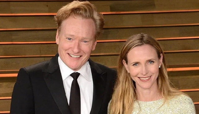 Facts About Liza Powel O'Brien - Conan O'Brien's 40% Irish Wife; Also Know Conan And Lisa's Children, House, Net Worth, & Profession
