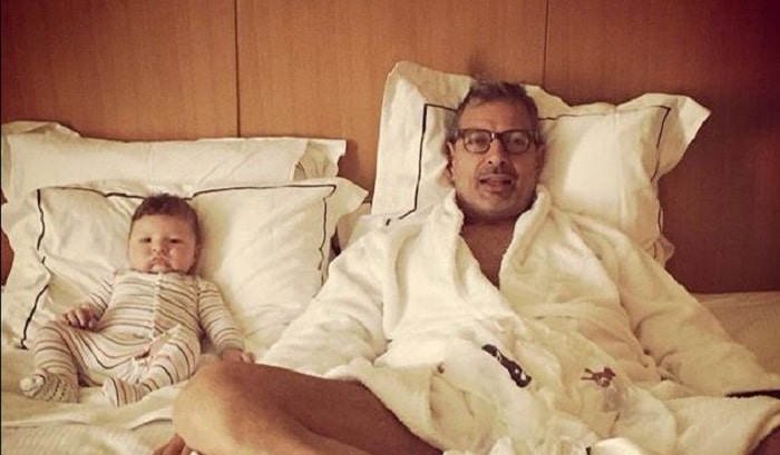 Get to Know Charlie Ocean Goldblum - Emilie Livingston's Son With Jeff Goldblum