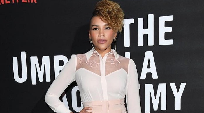 "Meet Emmy Raver-Lampman Who Plays ""Allison Hargreeves"" in The Umbrella Academy"