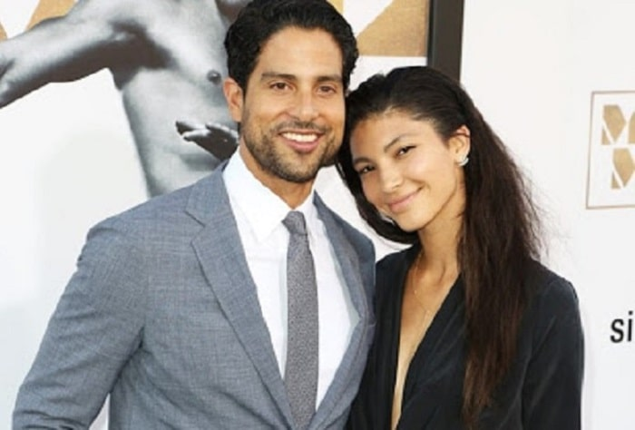 Get to Know Grace Gail - Adam Rodriguez's Wife and Mother of Three Kids