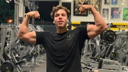 Get To Know Christopher Schwarzenegger - Arnold's Son With ...