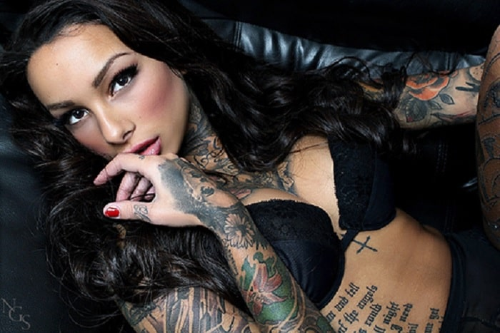 8 Facts About Cleo Wattenstrom - Tattoo Artist Who is a Former Wife of Joel Kinnaman