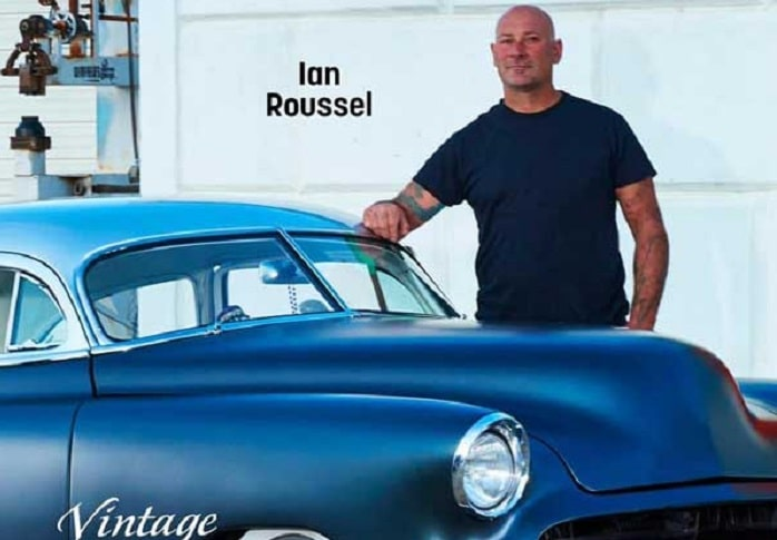 About Ian Roussel - Pics and Details About This Custom Car Builder