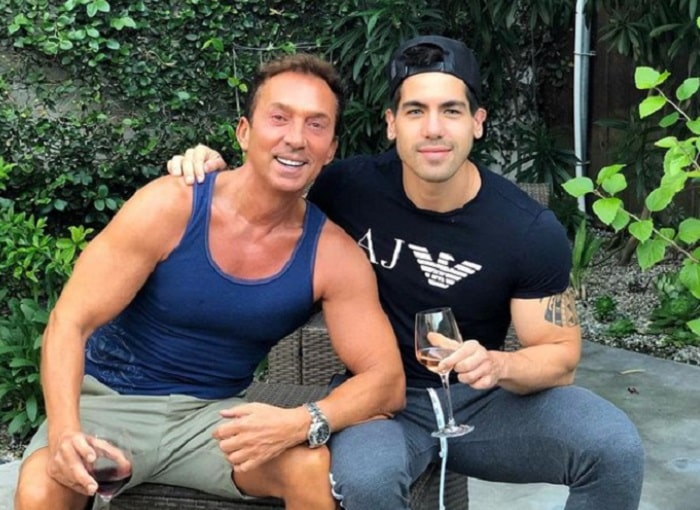 About Jason Schanne - Facts and Pics of Bruno Tonioli's Boyfriend Who is a Model