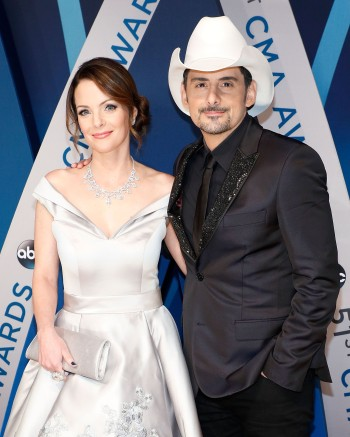 A picture of Kimberly and her sweetheart Brad Paisley.