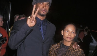 Kyla Wayans's parents Damon Wayans and Lisa Thorner.
