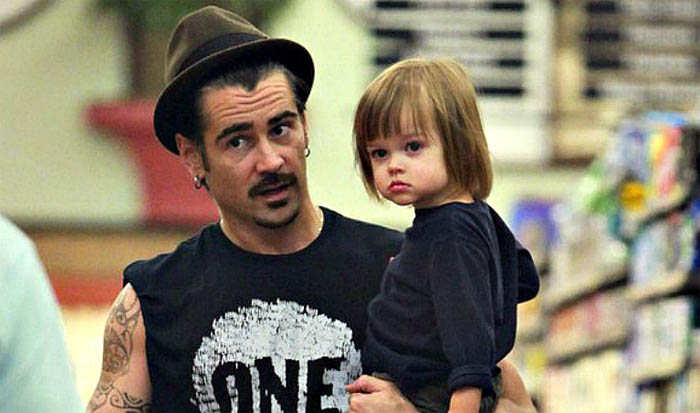 Get to Know Henry Tadeusz Farrell - Irish Actor Colin Farrell & Alicja Bachleda-Curus' Son