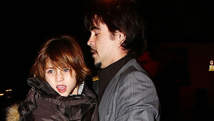 Get to Know James Padraig Farrell -  Colin Farrell & Kim Bordenave's Son With Angelman Syndrome
