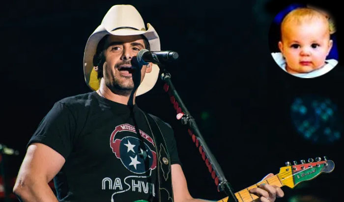 Get to Know Jasper Warren Paisley - Country Singer Brad Paisley & Actress Kimberly Williams' Second Son