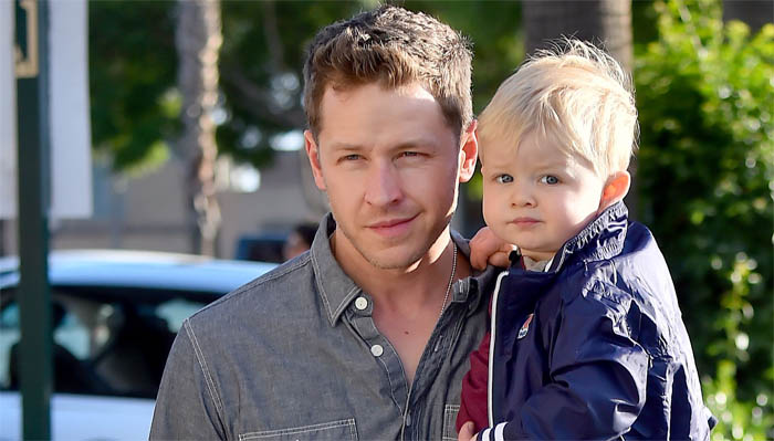 Get to Know Oliver Finlay Dallas - First Born Son Of Once Upon a Time Co-stars Ginnifer Goodwin & Josh Dallas