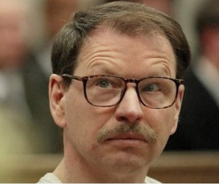 A picture of Matthew Ridgway father Gary Ridgway.