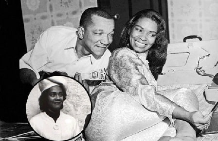 Picture of Debraca Denise parents Redd Foxx and Betty Jean Harris.
