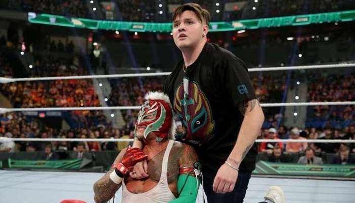Dominic Gutierrez - Rey Mysterio's 27 Years Old Son Heading For His WWE Debut