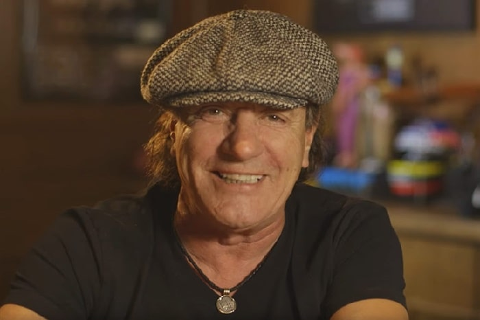 Brian Johnson Net Worth -  Here's How The AC/DC's Vocalist Amassed $90 Millions