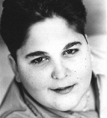 Rare Early picture of Andy Milonakis