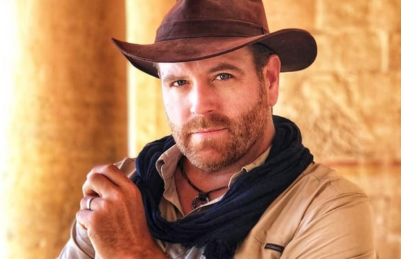 "Josh Gates' $4 Million Net Worth - ""Destination Truth"" Host's All Income Sources Including Book"