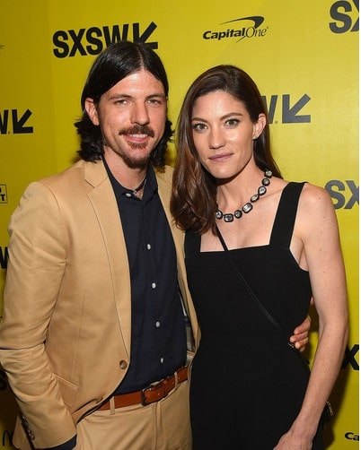 Susan Adkins ex-husband Seth Avett with his new wife Jennifer Carpenter.