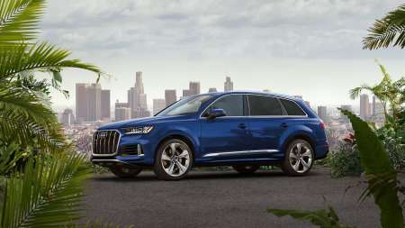 Don Cheadle's Favourite Audi q7 model